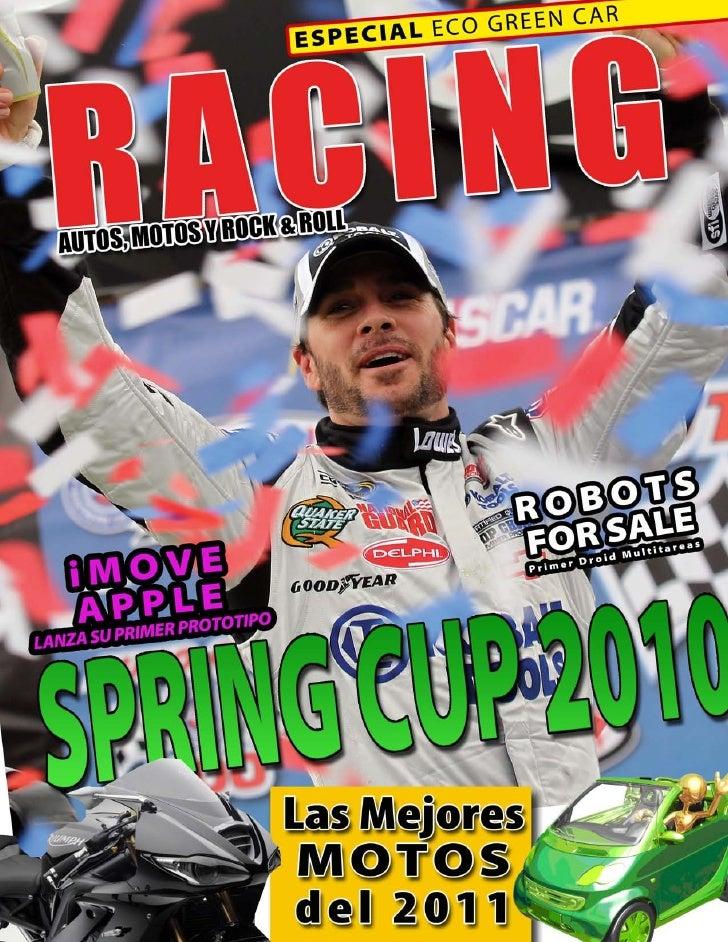 Racing la revista