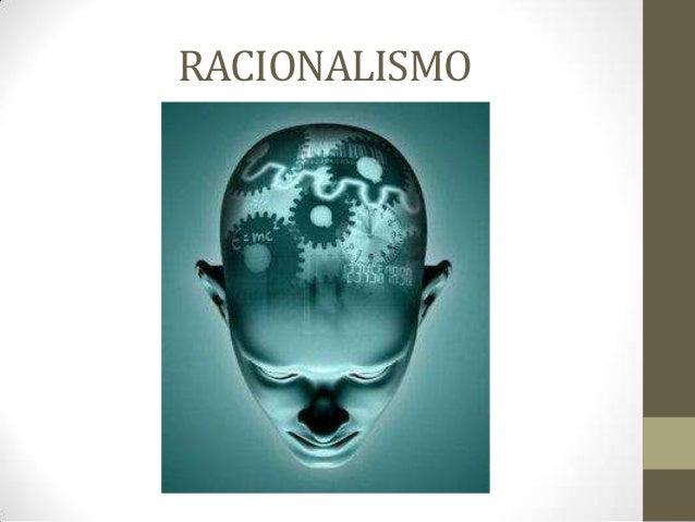 2048fa1e4a83 Racionalismo en la Teoría y Filosofía del conocimiento
