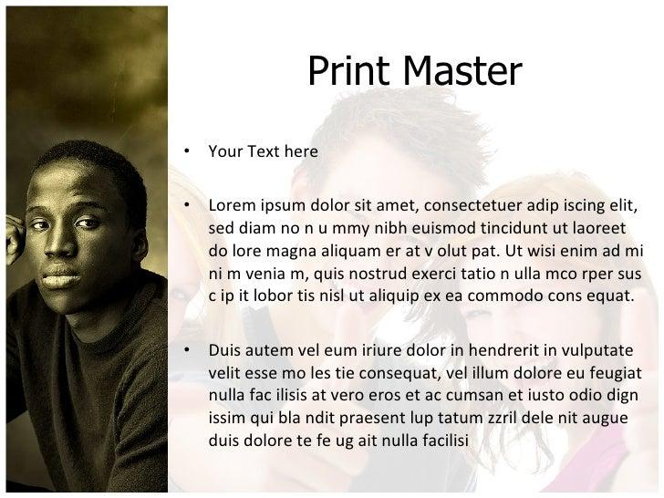Racism powerpoint template Slide 3