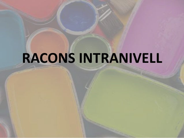RACONS INTRANIVELL