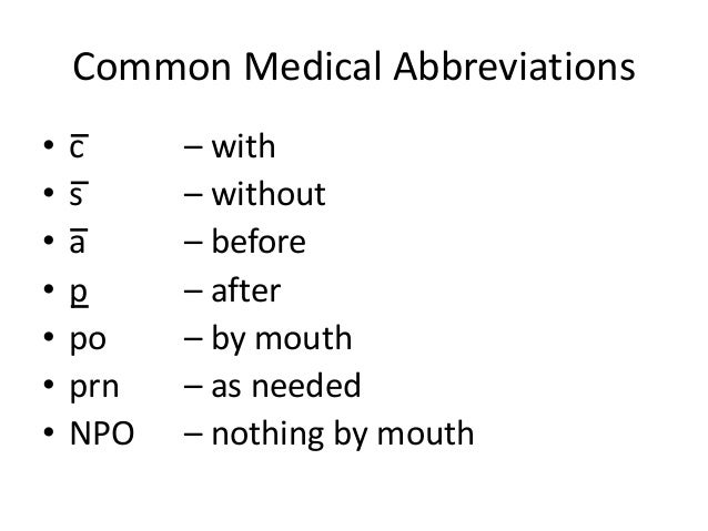 Rad 104 Hospital Practice And Care Of Patients 2 Terminology P2 20