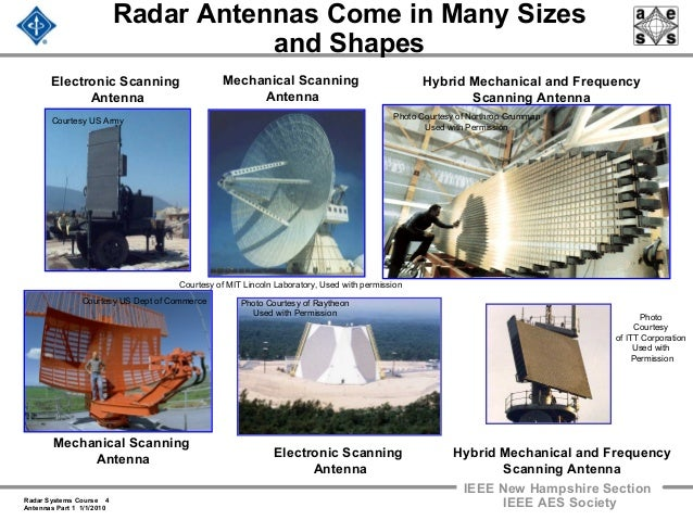 Radar 2009 A 8 Antennas 1