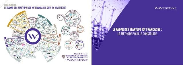 Radar startups IoT B2B - Wavestone