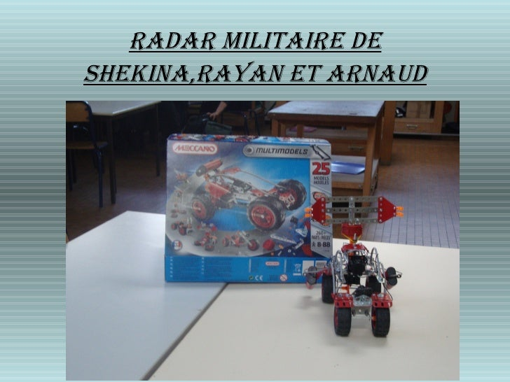 RadaR militaiRe deSHeKiNa,RaYaN et aRNaUd