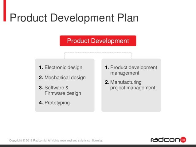 Electronic and iot product design and development for Product design and development