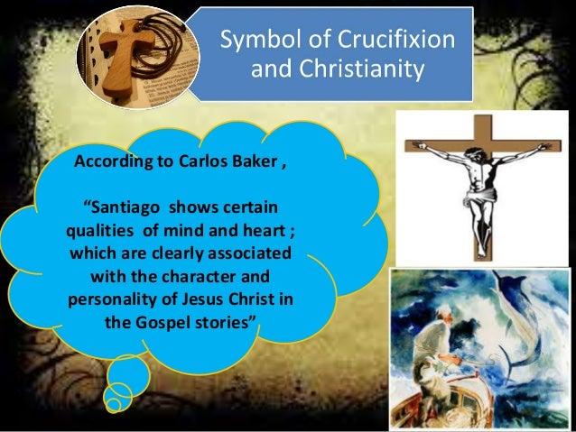Santiago as a christ figure essay