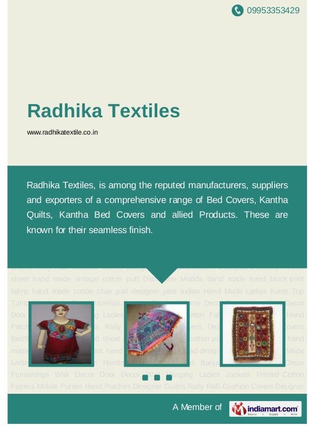 09953353429A Member ofRadhika Textileswww.radhikatextile.co.inIndian Hand Made Ladies Kurtis Top Tunic Handmade Sun Umbrel...
