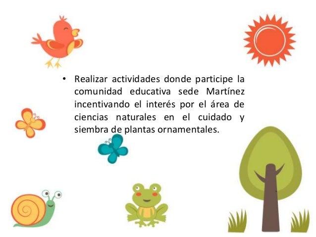 Radi48239proyecto jardines con las tics for Concepto de plantas ornamentales