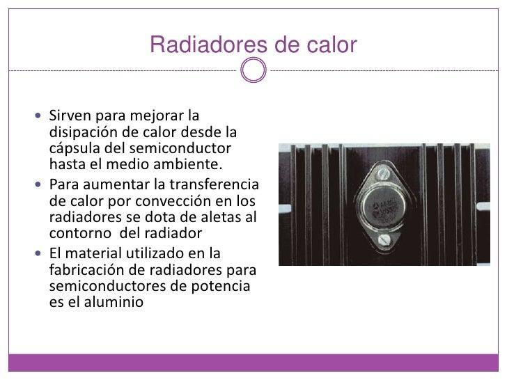 Radiadores de calor for Fabricacion radiadores