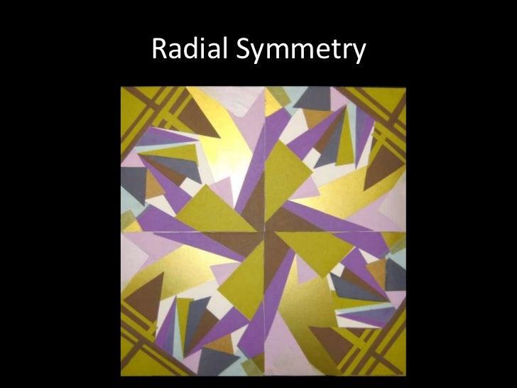 Radial Symmetry<br />