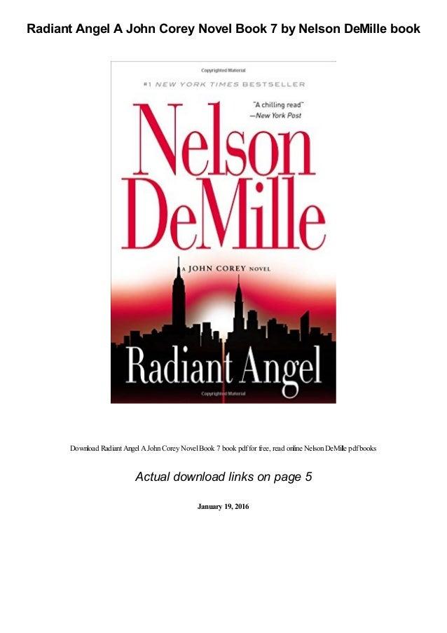 radiant angel a john corey novel book 7 by nelson demille pdf 1 638