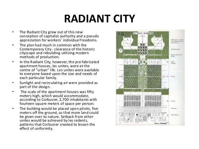 RADIANT CITY LE CORBUSIER EBOOK