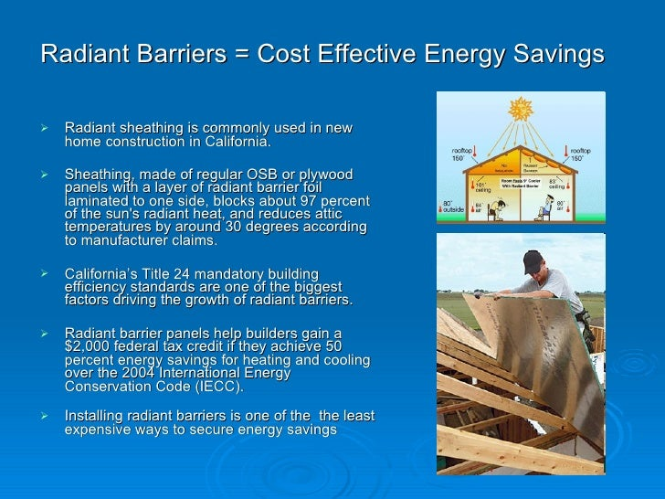 Radiant ventilated roofing presentation 15 02 1