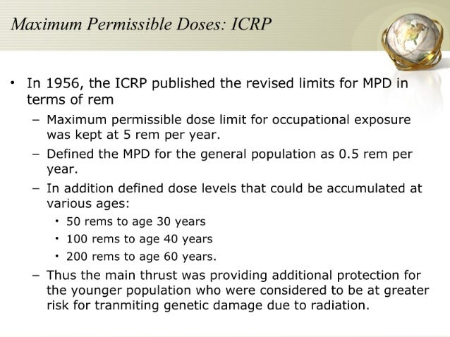 History of Nuclear Safety Regulations