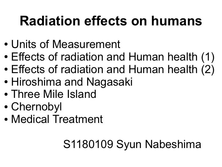 effects of radiation Radiation therapy is used to kill cancer cells and stop them from growing and dividing there are two types of radiation therapy: external radiation therapy and internal radiation therapy.