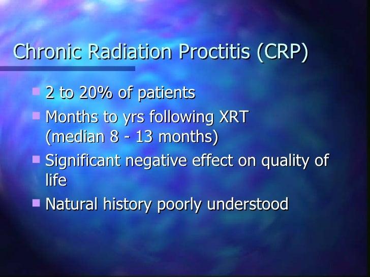 Proctitis Treatment Natural