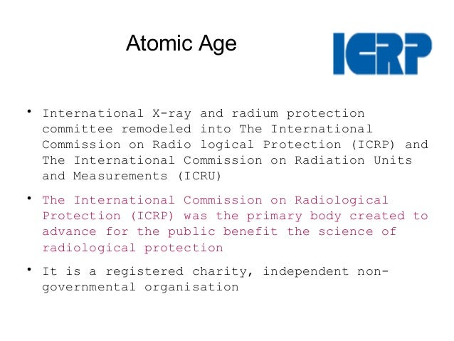  It provides recommendations and guidance on protection against the risks associated with ionising radiation, from artifi...