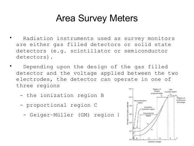 Scintillator detectors  Detectors based on scintillation (light emission) are known as scintillation detectors and belong...