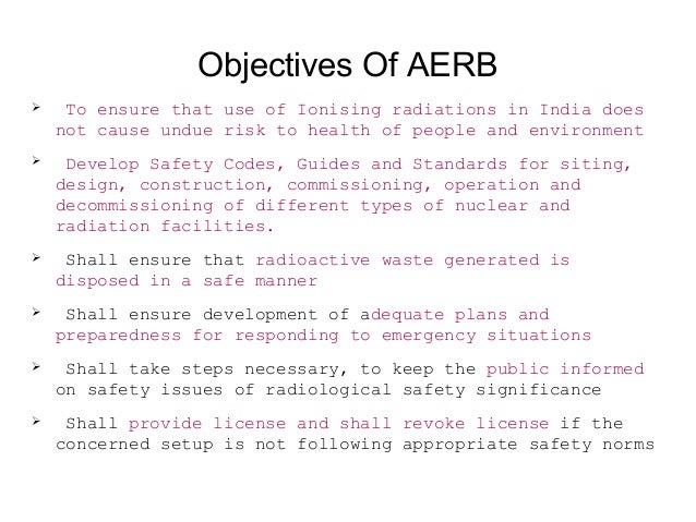 Terminologies of radiation protection