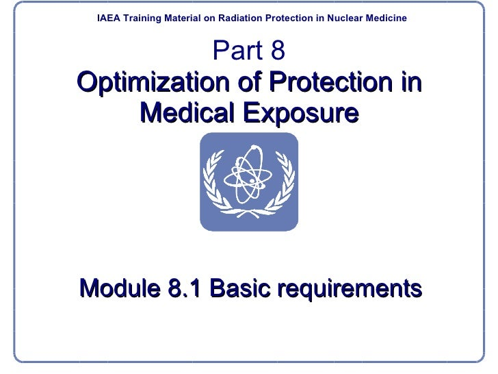 Radiation protection in nuclear medicine ppt 2