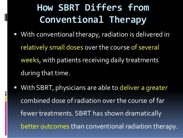 Radiation Therapy And Types Of Radiation Therapy