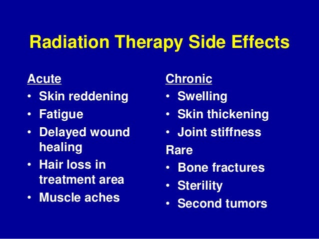 How Radiation Therapy Is Used To Treat Soft Tissue Sarcoma