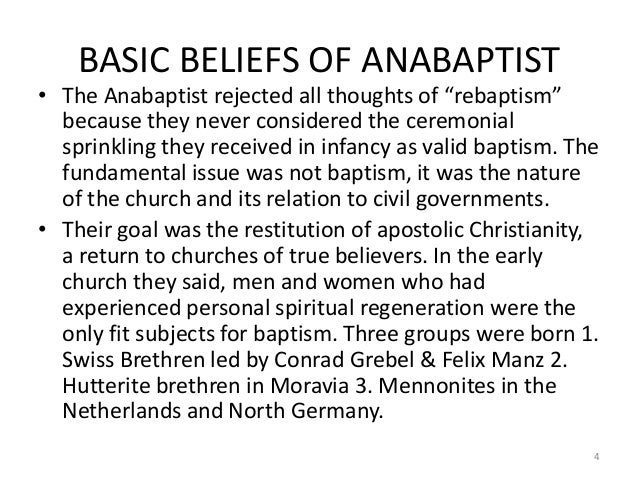 Radical discipleship lesson 7 church history i