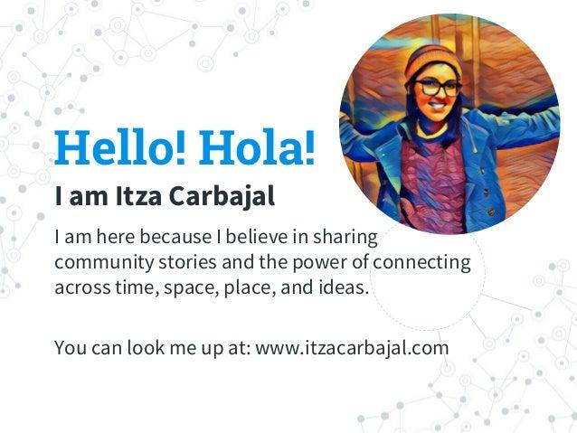 Radical Shared History Online Portal Work Session Slide 2