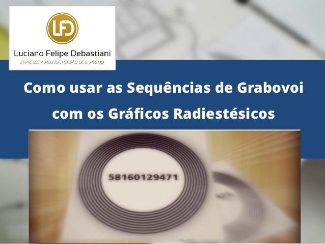 Como usar as Sequências de Grabovoi com os Gráficos Radiestésicos