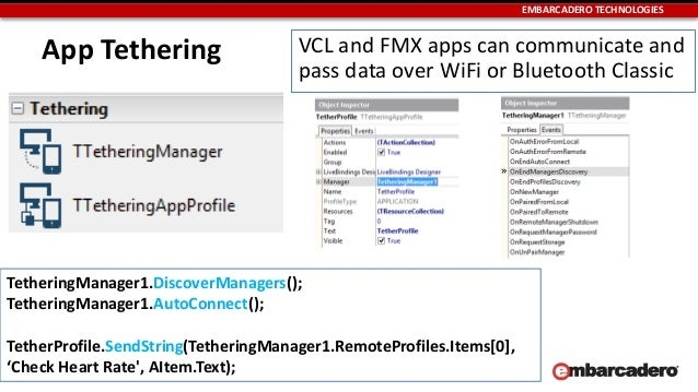 RAD in Action: Building Connected Apps with Bluetooth and