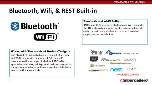 RAD in Action: Building Connected Apps with Bluetooth and App Tetheri…