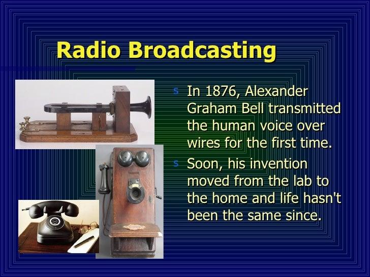 Radio Communication Slide 2