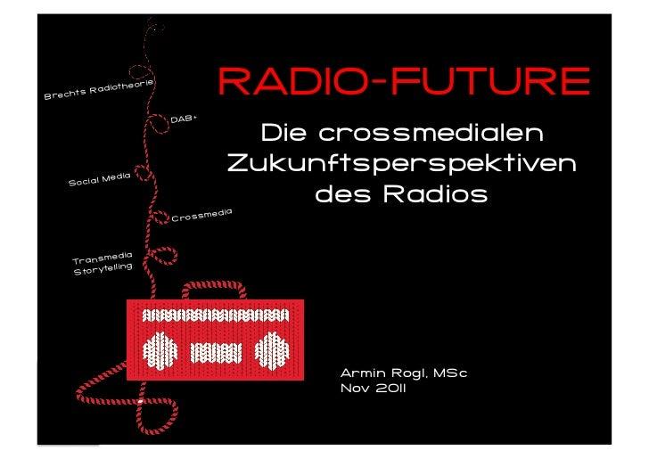Brechts        Radiot               h eorie                                RADIO-FUTURE                         DAB+      ...