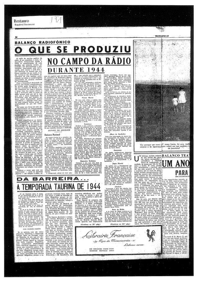 Rádio em 1944