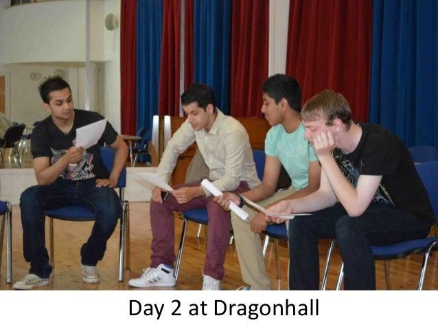 Day 2 at Dragonhall