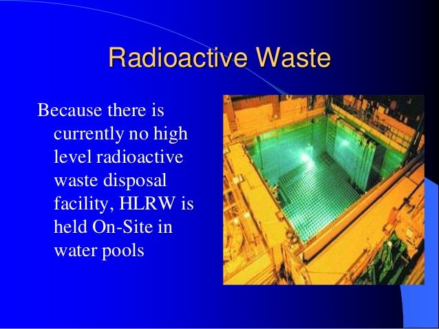 radioactivity and waste disposal essay Radioactive wastes from nuclear plants: from disposal to recycling pov essay: august 16, 2010 by: gordon edwards subject: radioactive waste gradually disseminated into everyday items.