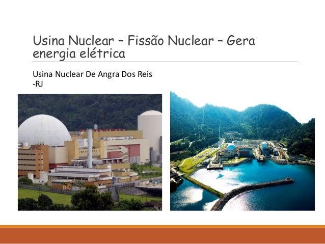 Fusão nuclear e suas aplicações