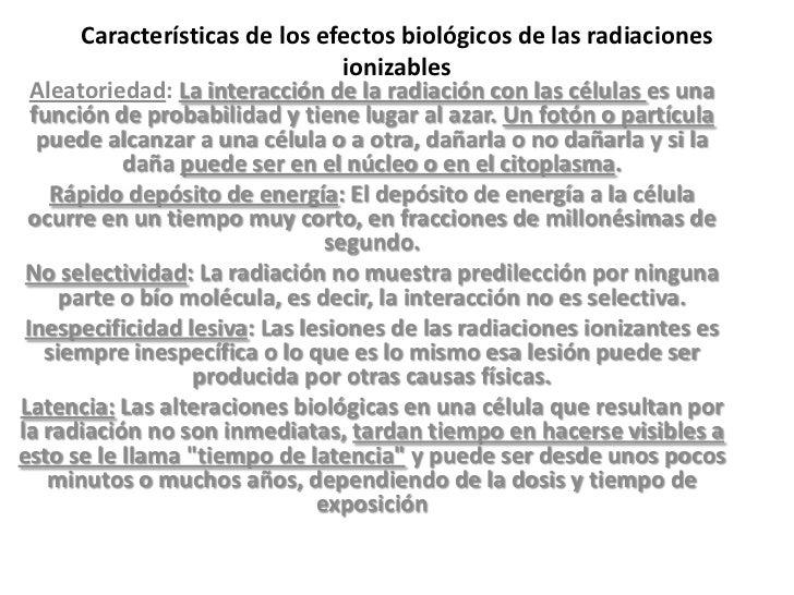 Radiobiologia Slide 2