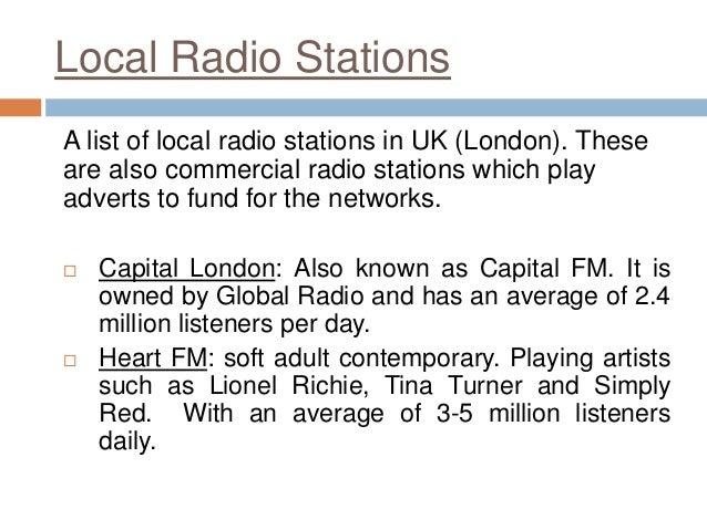 Radio broadcasting bart