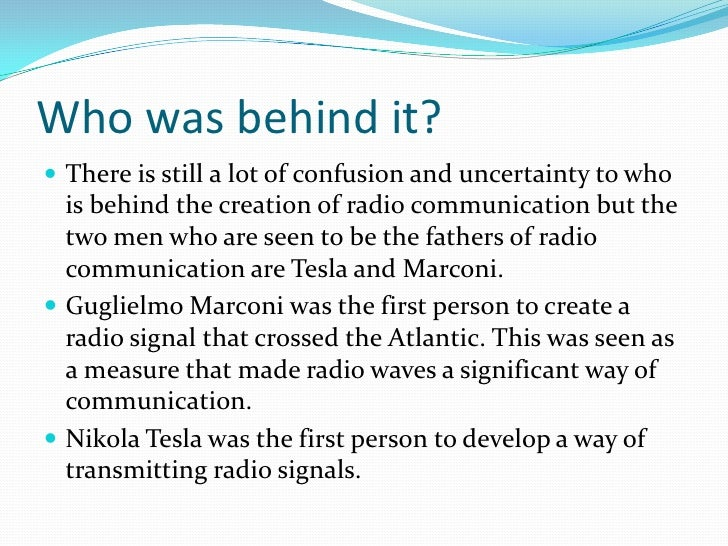 a look at the history of the use of radio for communications and the concept behind it Trunking is a technique used in data communications transmission systems to provide many users with trunking is commonly used in very-high-frequency (vhf) radio and telecommunication systems trunking can also be defined as a network including the creation of the concept of trunking.