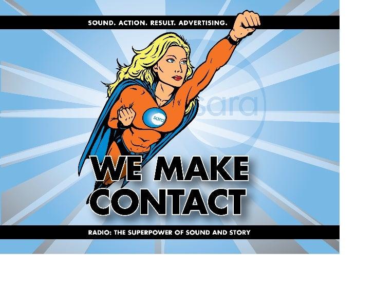 Radio: We Make Contact.