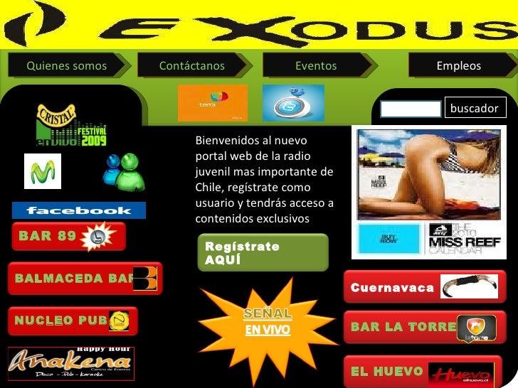 Bienvenidos al nuevo portal web de la radio juvenil mas importante de Chile, regístrate como usuario y tendrás acceso a co...