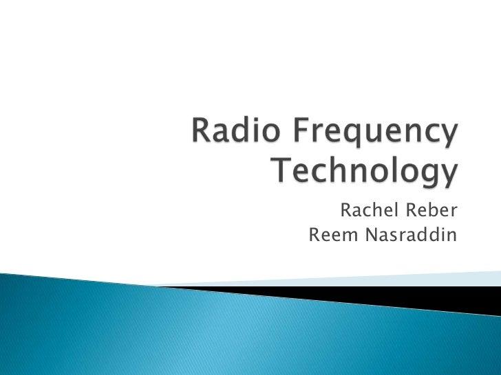 Rachel ReberReem Nasraddin
