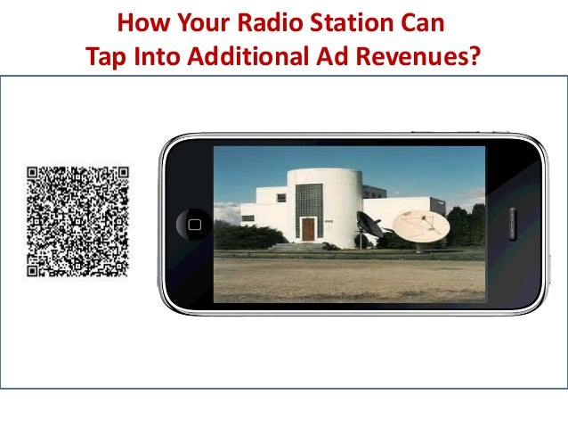 How Your Radio Station CanTap Into Additional Ad Revenues?          Title slide