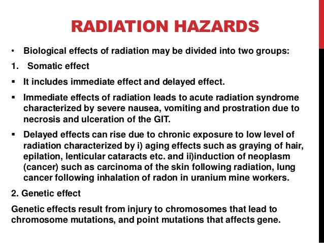 an analysis of the biological effects of radiation Graphical analysis of all the effects of ionizing radiation on biological tissue to discuss quantitatively the biological effects of ionizing radiation.
