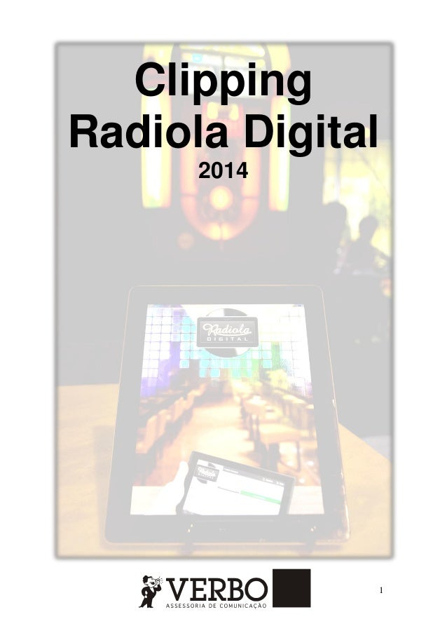 1 Clipping Radiola Digital 2014