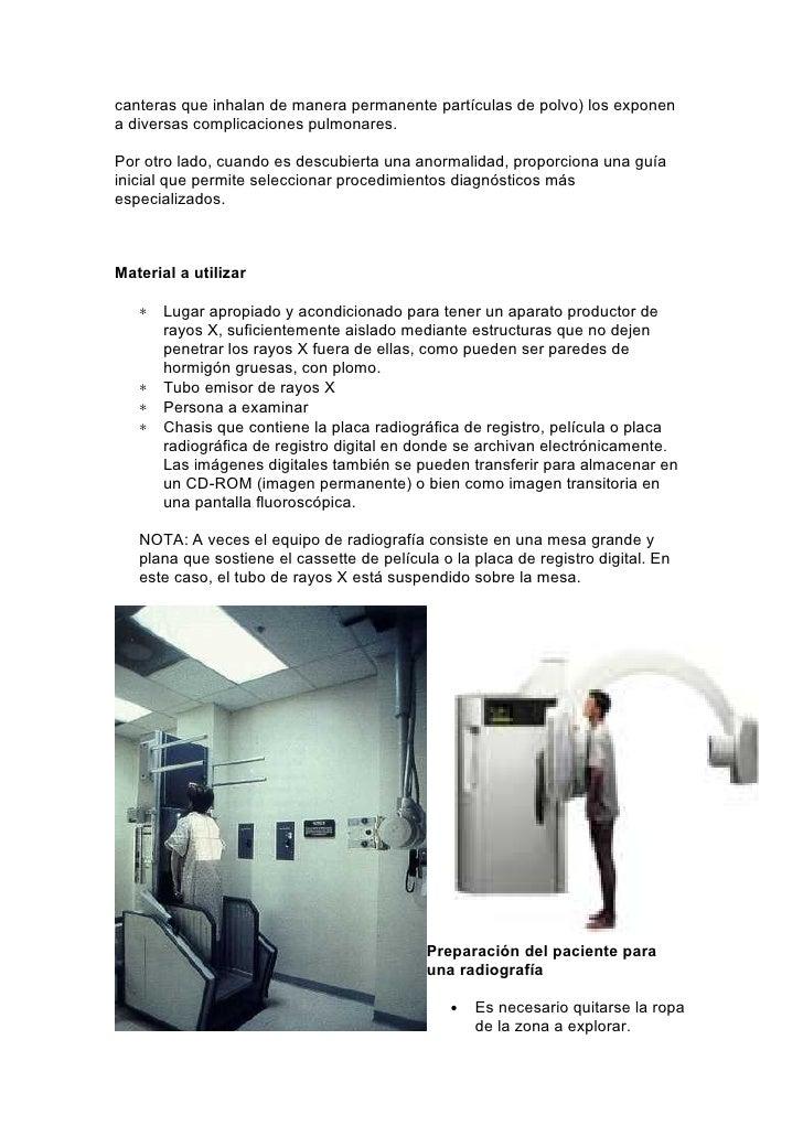 Radiologia basica for Cuarto oscuro rayos x