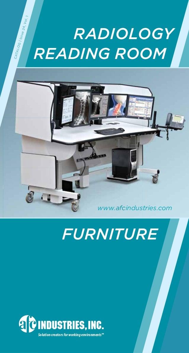 Ergonomic Radiology Room Furniture