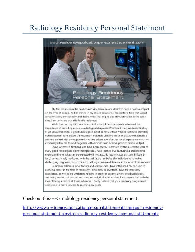interventional radiology fellowship personal statement About our ir program interventional radiology fellowship letters of recommendation, personal statement, and usmle scores.