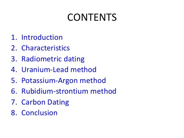 Uranium lead dating sample problems on force 3